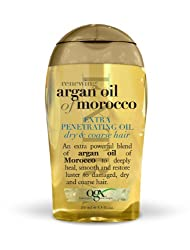 Argan Oil of Morocco EXTRA PENETRATING OIL Renewing Plus dry & coarse hair, 100ML