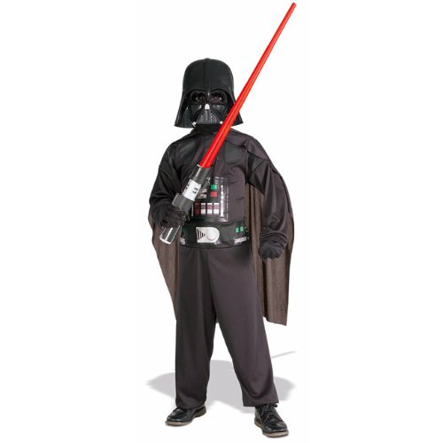 "Star Wars Kinder-Kostüm ""Darth Vader"" M"