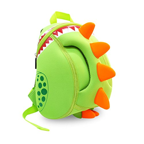 Nohoo 3D Asilo Dinosauro Zainetto per bambini