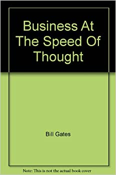 """Business @ the Speed of Thought"" co-author"