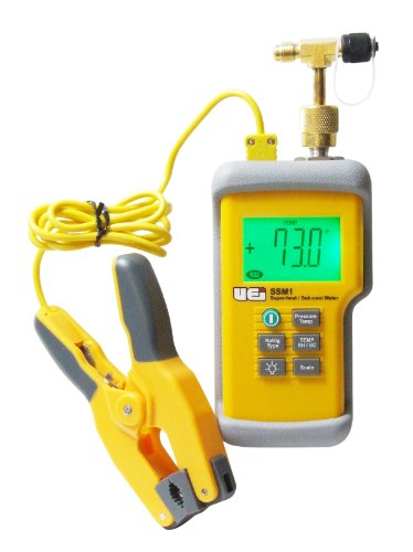 UEi Test Instruments SSM1 Super Heat/Sub Cool Meter
