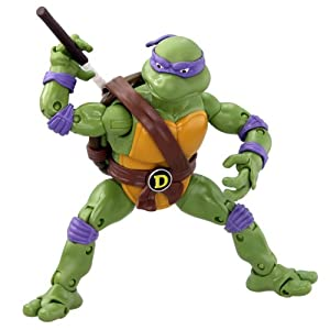 Teenage Mutant Ninja Turtles 6-inch Classic Collection Donatello Figure