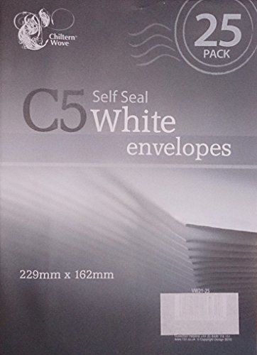50-self-seal-c5-white-envelopes-2-packs-of-25