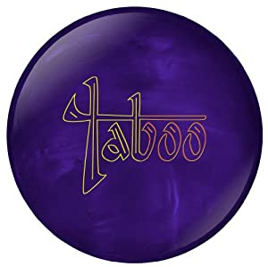 Hammer Taboo Bowling Ball, Purple, 15