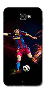 DigiPrints Designer Back Cover for Samsung Galaxy A9 Pro-Multicolor
