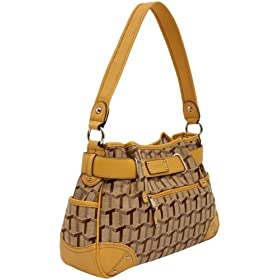 Tignanello T Time Signature Gathered Shopper: Shoes