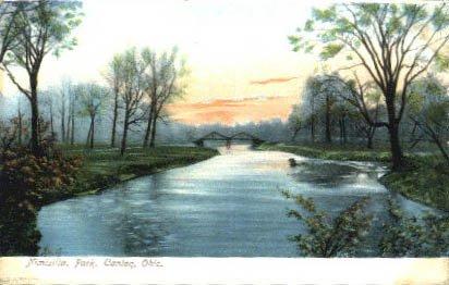 Canton, Ohio Postcard
