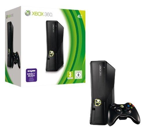 Xbox360 Console Slim 4gb