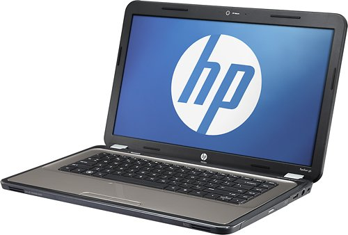 HP - Pavilion 15.6 Laptop - 4GB Memory - 320GB Hard Drive - Pewter