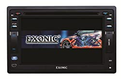 See Exonic EXD 7084 6.2-Inch Double Din WVGA Digital TFT LCD Multimedia Disc Player with Bulit-In Bluetooth Details