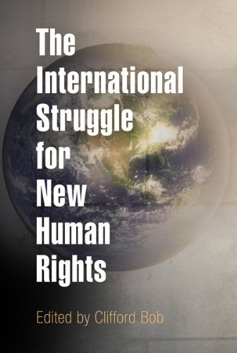 The International Struggle for New Human Rights...
