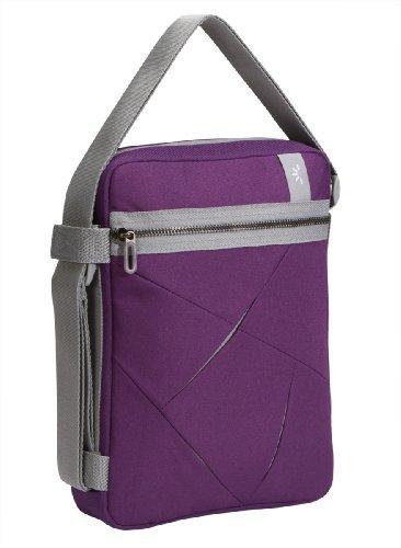 Case Logic ULA-110 10.2-Inch Netbook/iPad Attache' (Purple)