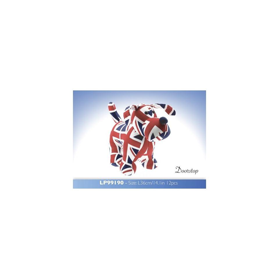 Union Jack Dog Door Stop Kitchen Home On Popscreen