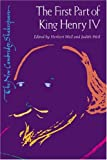 img - for The First Part of King Henry IV (The New Cambridge Shakespeare) (Pt.1) book / textbook / text book