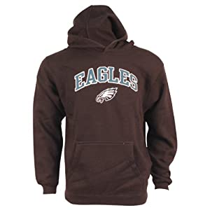 Philadelphia Eagles Youth Classic NFL Hoodie (Black) by NFL