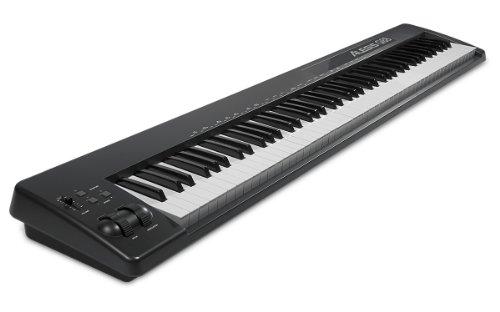 Alesis Q88 88-Key Usb Keyboard Midi Controller