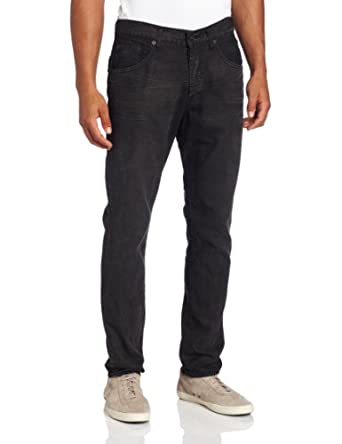 7 For All Mankind Men's Brayden Slouchy Skinny Fit Jean in Seven Mile Lane, Seven Mile Lane, 28