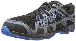 Inov-8 Men\'s Roclite 295 Running Shoe,Grey/Blue,10.5 E US/12 E US Women\'s