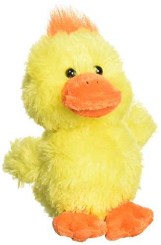 "Purr-Fection Tender Friend Duck Sitting 6"" Plush"