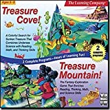 Product B00008OE55 - Product title Treasure Cove and Mountain (Jewel Case)