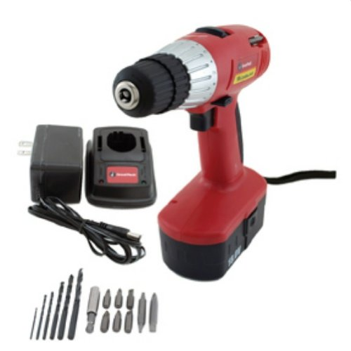 Great Neck Saw 80133 18 V Cordless Drill (Great Neck Drill compare prices)