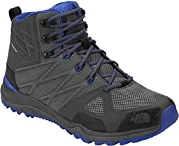 The North Face Ultra Fastpack II Mid GTX Boot Men\'s Zinc Grey/Limoges Blue 9.5