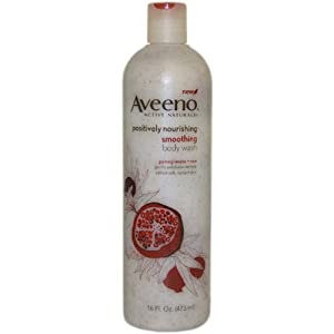 Aveeno Active Naturals Body Wash 16 fl oz (473 ml)