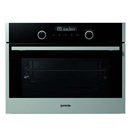 Gorenje BCM547S12X Built In Combination Microwave Oven - Stainless Steel