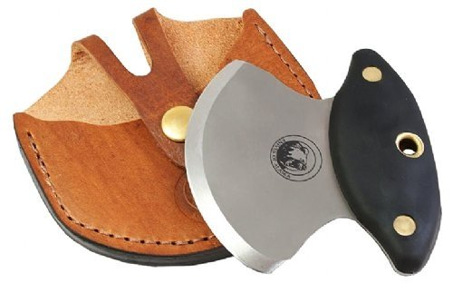 Knives of Alaska Suregrip Magnum Ulu Knife