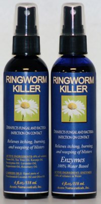 RingwormKiller Ringworm Treatment (compare to Fungrx)