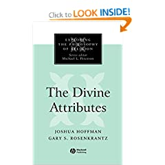 The Divine Attributes (Exploring the Philosophy of Religion)