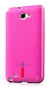 Capdase SJSGN7000-P5YP Soft Case for Samsung Galaxy Note (Fuchsia)
