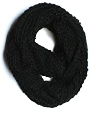 Dry77 Forever Scarf Thick Knitted Sol…