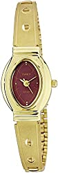Timex Classics Analog Red Dial Womens Watch - JW13