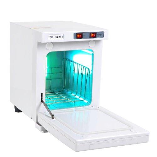 Aw 5l towel warmer hot cabinet uv sterilizer beauty salon for Salon uv paris