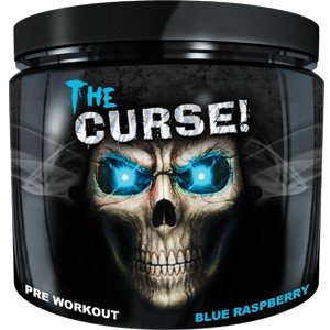 Cobra-Labs-The-Curse-Advanced Pre-Workout 50 Servings Blue Raspberry
