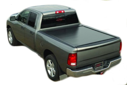 "Bedlocker Tonneau Cover With Explorer Series Rails 85-97 Truck 6' 1"" Sb"