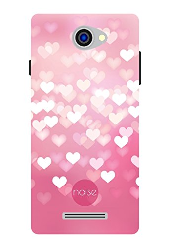 Noise Panasonic P55 Flying Hearts Printed Cover