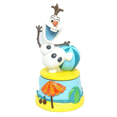 Disneys Frozen Olaf Musical Figurine