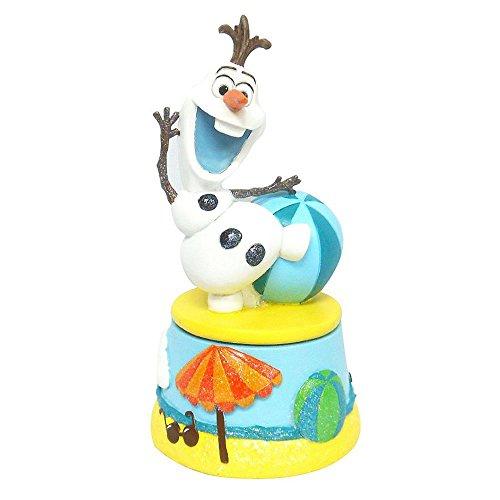 Disneys Frozen Olaf Musical Figurine