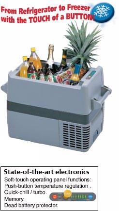 12 Volt Refridgerator front-79024