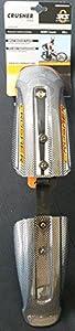 SKS CRUSHER silber Steckschutzblech Spritzschutz VORNE from SKS