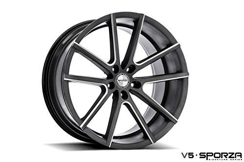 22-inch-staggered-sporza-v5-matte-grpahite-milled-wheels-tire-package-lexani-forgiato-asanti-giovann