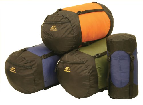 ALPS Mountaineering Compression Sleeping Bag Stuff Sack (Medium)(Assorted Colors)