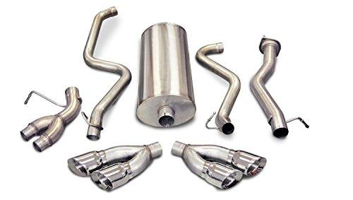 Corsa Performance 14893BLK Sport Cat-Back Exhaust