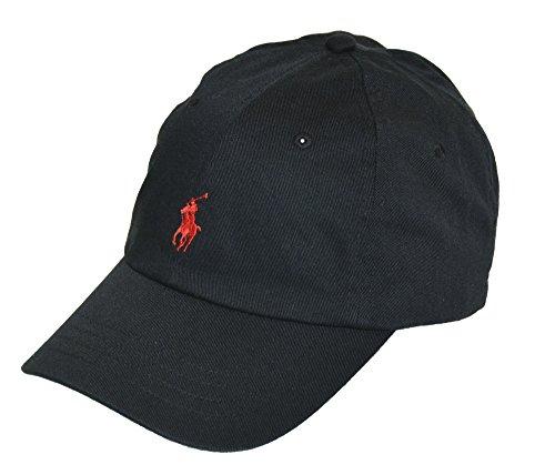 polo-ralph-lauren-sports-pony-logo-hat-cap-one-size-rl-black