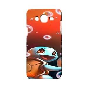 BLUEDIO Designer 3D Printed Back case cover for Samsung Galaxy E5 - G2921