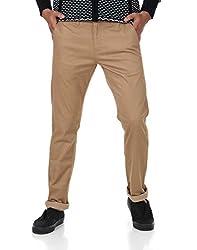 Shapes Men's Trousers (8903619198835_Khaki_40)