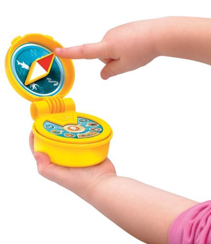 Fisher-Price Octonauts Octo Compass Toy, Kids, Play, Children front-809931