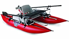 Bucks Bags Alpine 7ft. Pontoon Package (Scarlet Red)